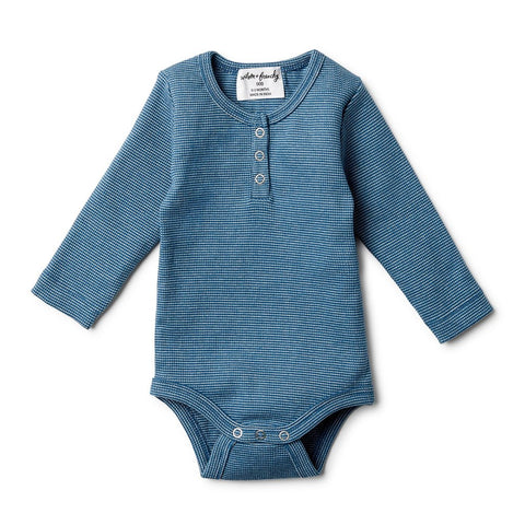 Huxbaby Mouse Frill Top