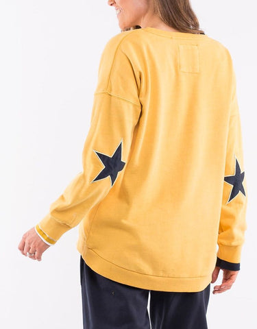 Elm Orion Star Sweater