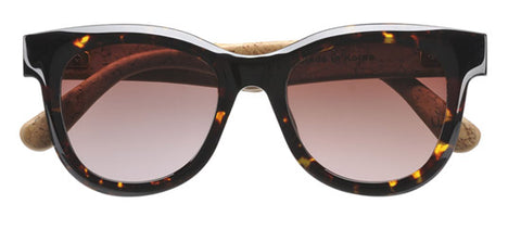 Sticks & Sparrow Amber Demi Sunglasses