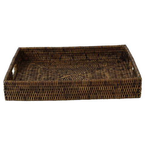 Plantation Small Square Tray
