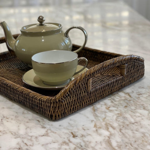 Plantation Large Morning Tray