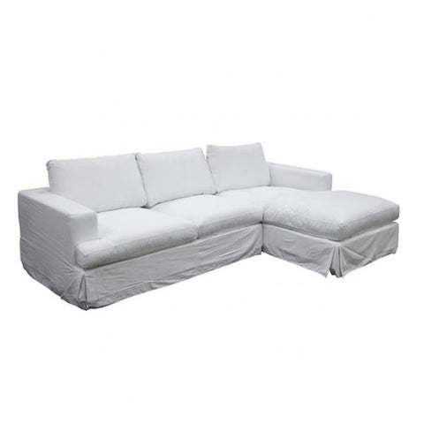 Newport Chaise Sofa