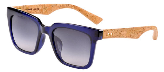 Sticks & Sparrow Corker Ink Blue Sunglasses