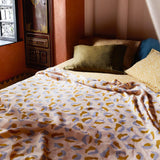 Frankie Linen Flat King Sheet