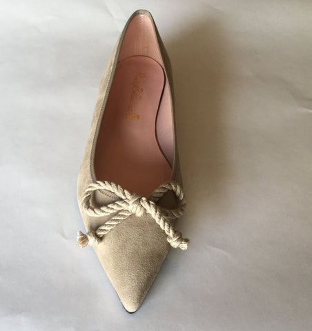 Pretty Ballerinas Ella Bow Flat