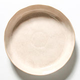 Aurora Salad Bowl Off White