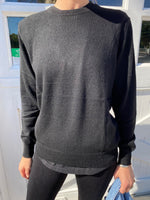 Grace and May Cashmere Round Neck Sweater