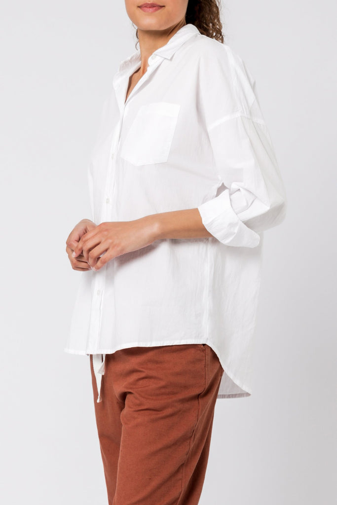 Nude Lucy Naya Washed Cotton Shirt