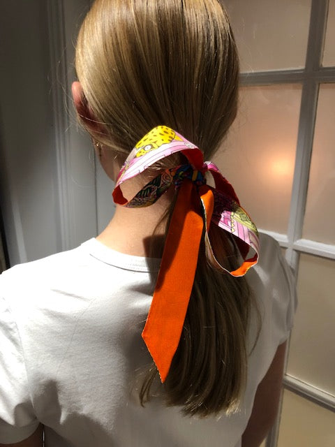 Marval Silk Hair Ribbons