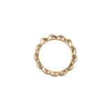 Fairley Pearl Halo Ring