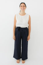Alessandra Chantal Pants in Lurex