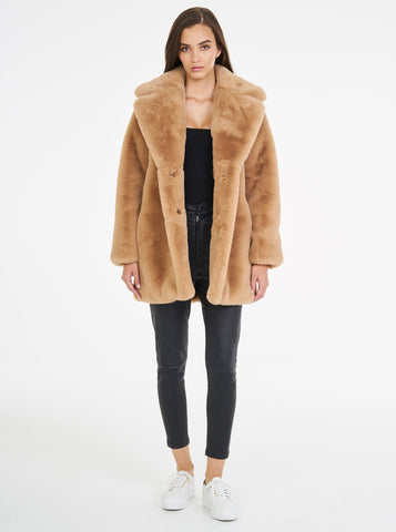 Wish Ivy Fur Vest