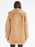 Luxe Deluxe Teddy Luxe Long Jacket