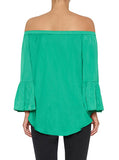 Luxe Deluxe Look Twice Bustier Blouse