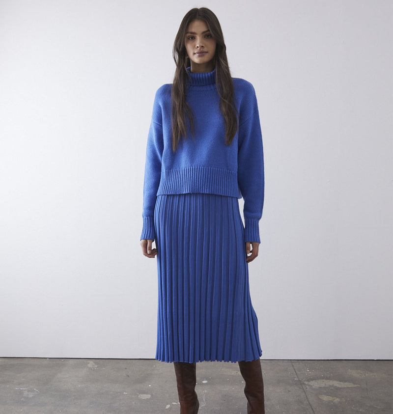 Ena Pelly Olsen Knit Skirt
