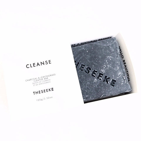 TheSeeke Charcoal Cleanse Bar