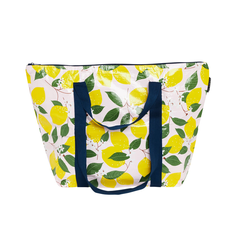 Project Ten Lemons Zip Medium Tote