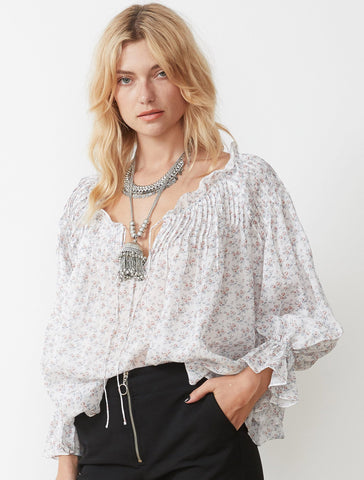 Wish Winter Romance Blouse
