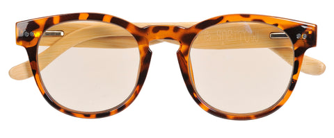 Sticks & Sparrow Digital Tortoise Glasses