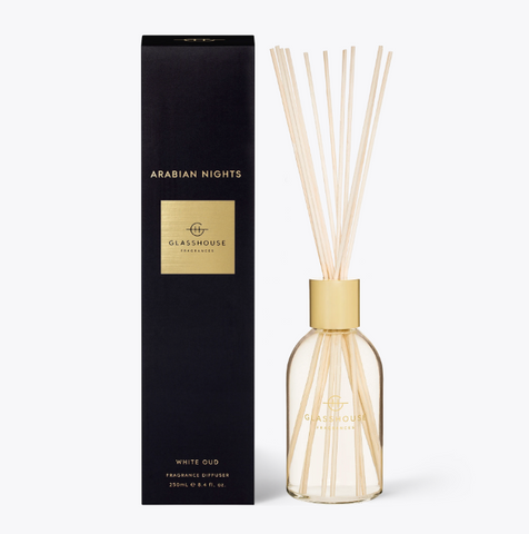 Glasshouse Diffuser - Arabian Nights