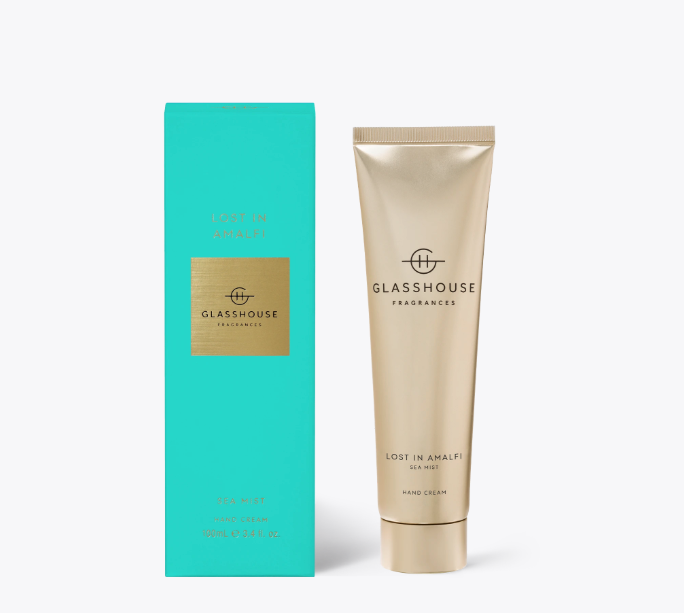 Glasshouse Handcream - Lost In Amalfi