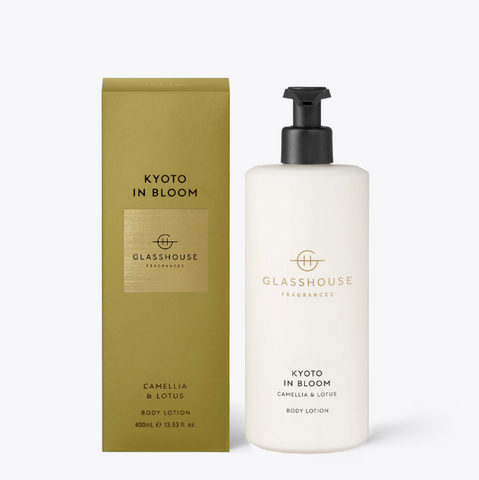 Glasshouse Body Lotion - Kyoto In Bloom