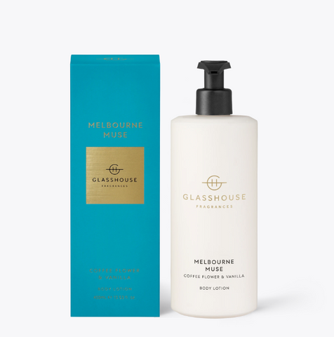 Glasshouse Body Lotion - Melbourne Muse