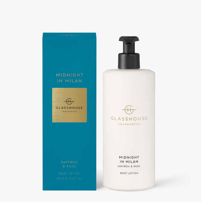 Glasshouse Body Lotion - Midnight In Milan