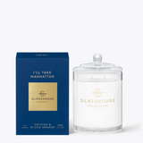 Glasshouse Candle - I'll Take Manhattan