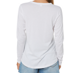 Nude Lucy Ava Long Sleeve Tee