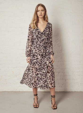 Mela Purdie Petal Dress