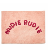 Tula Nudie Bath Mat Blush