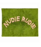 Tula Nudie Bath Mat Pickle