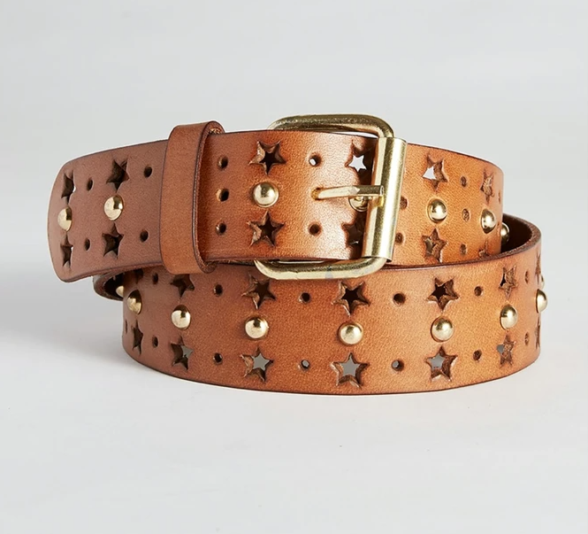 Caravan + Co Philomena Leather Belt