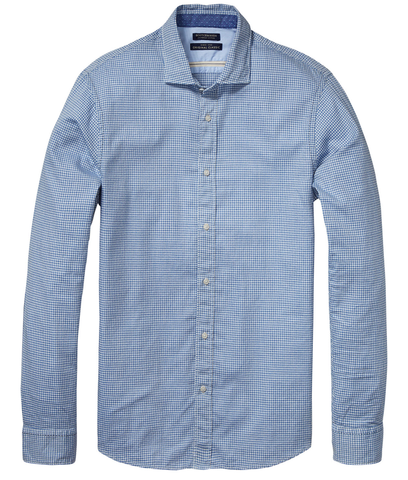 Scotch & Soda Grindle Yarn Shirt