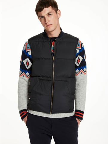 Scotch & Soda Quilted Bodywarmer