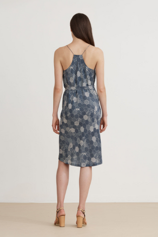 The Dreamer Label Tapestry Cowl Cami Dress
