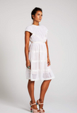 Binny Corcovado Crochet Cotton Lace Dress