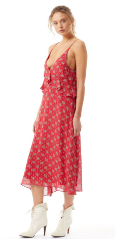 Paddo to Palmy Les Jolie Maxi Dress