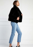 Ena Pelly Classic Faux Fur Jacket