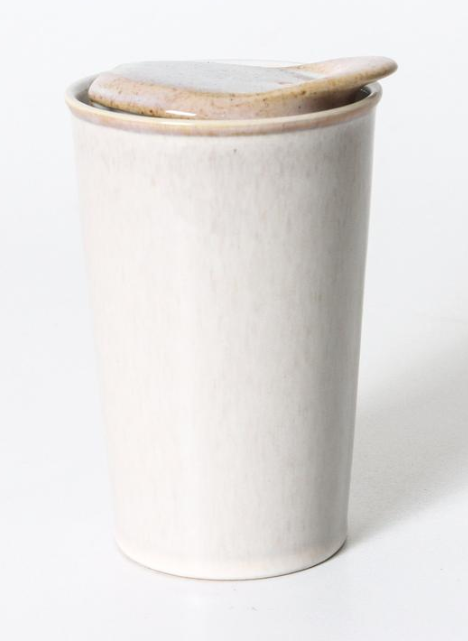 It's a Keeper Ceramic Cup Seafoam