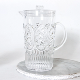 Flemington Acrylic Jug Clear