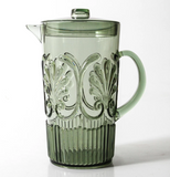 Flemington Acrylic Jug Green