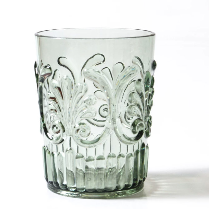 Flemington Acrylic Tumbler Green