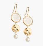 Kirstin Ash By The Sea Earrings- Gold