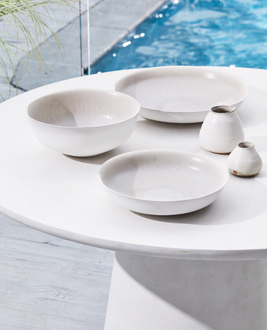 Tula Deep Serving Bowl