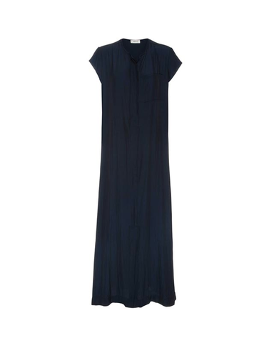 Mela Purdie Placket Maxi Dress