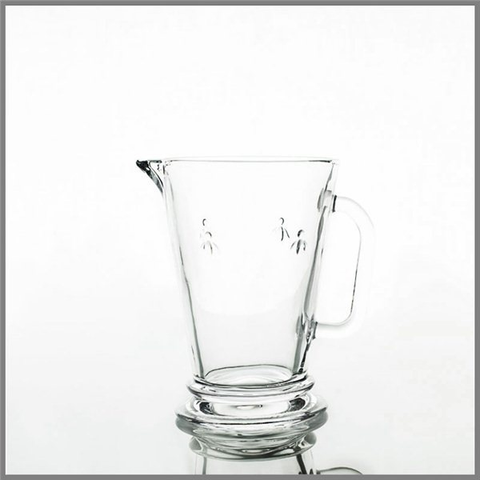 Bee Clear Water Jug