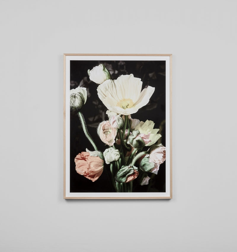 Artwork - Delicate Bouquet Portrait