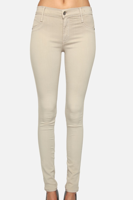 James Jeans Winter White Twiggy Jeans